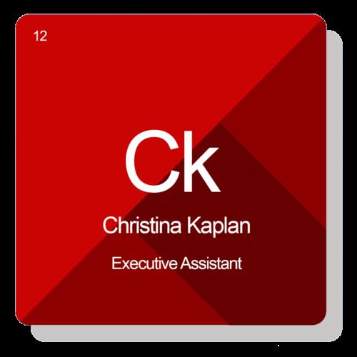 Christina Kaplan