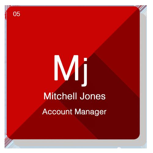Mitchell Jones
